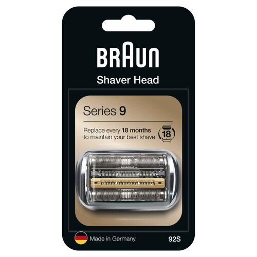 Braun 92S Silver