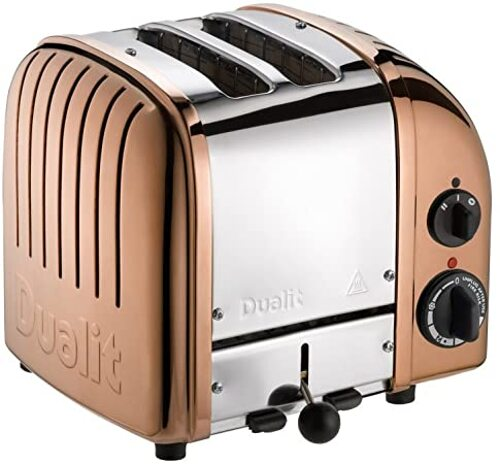 Dualit Classic Toaster 4 Copper