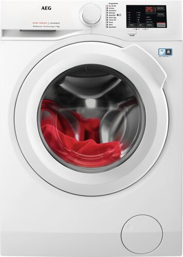 Frontmatade tvättmaskiner