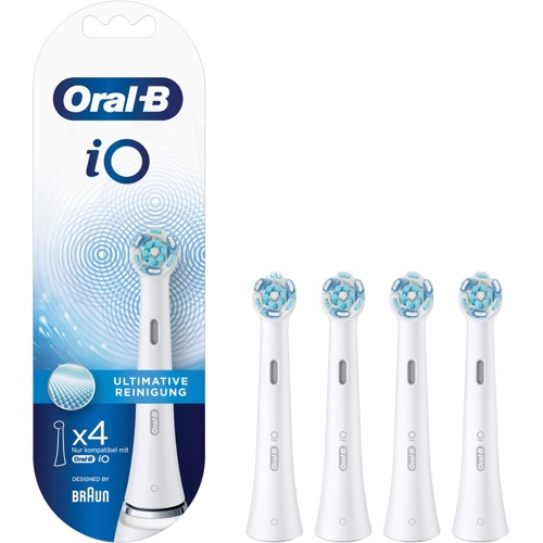Oral-B iO Ultimate 4-pak