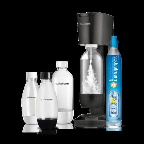 SodaStream Genesis Megapack DEMO