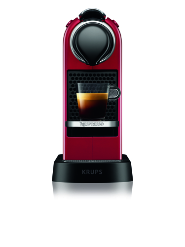 Nespresso Citiz 10 l. Red