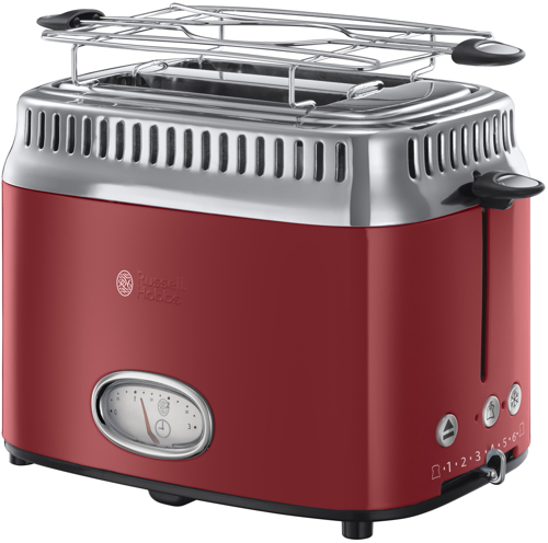 Russell Hobbs Retro Red