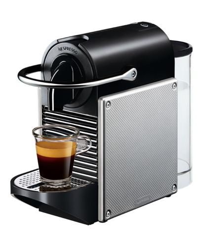 Nespresso Pixie D61AL Electric Aluminium