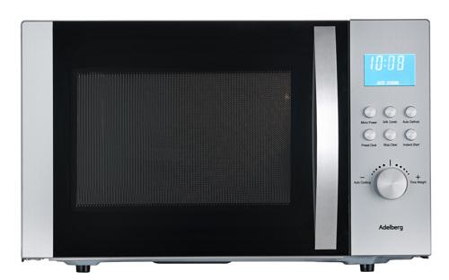 Adelberg 11330074, 30L M. Grill-/kombi funktion