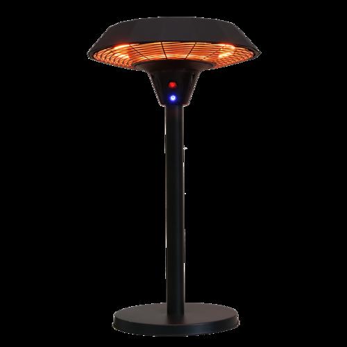 Hortus UFO 800/1200/2000 W HA black