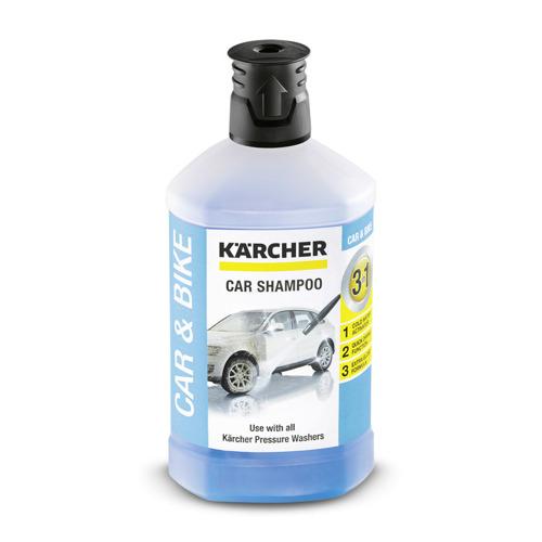Kärcher Tvättmedel för bil 1L 3 in 1