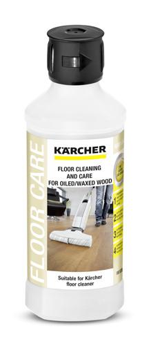 Kärcher Floor Detergent Oiled/waxed wood