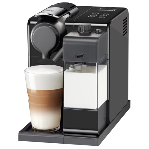Nespresso Lattissima Touch grey/black