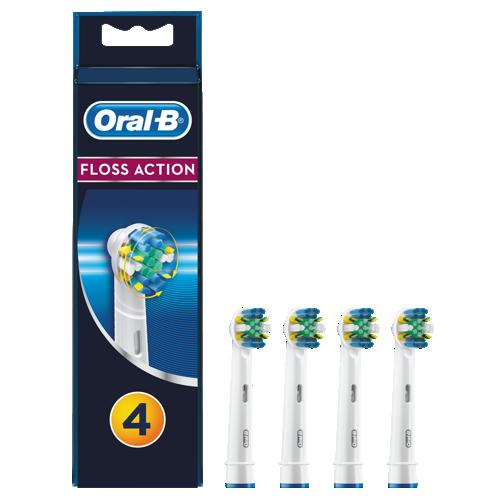 Oral-B FlossAction 4-pack