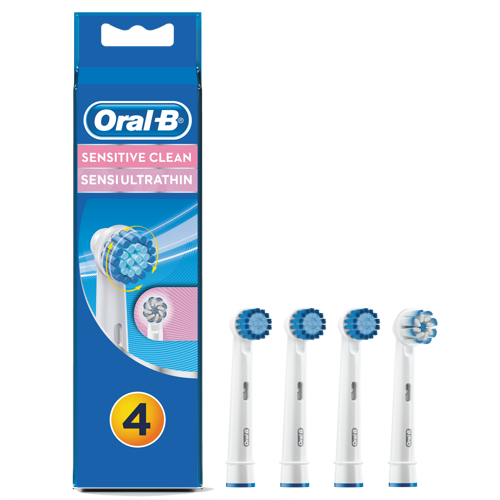 Oral-B Sensitive Clean 4-pack