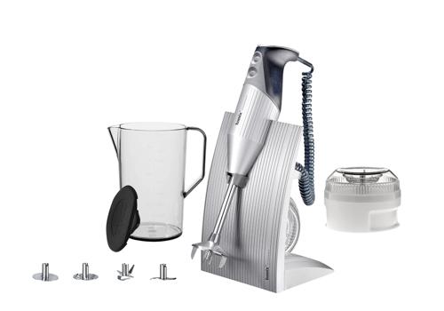 Bamix Swissline XL Silver