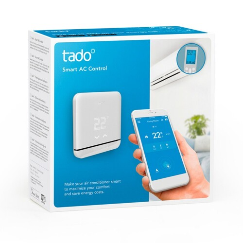 tado Tado Smart AC & Heat Pump Control v2
