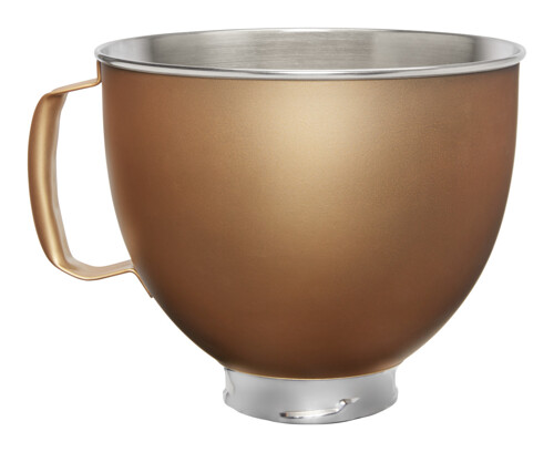 KitchenAid Artisan Bowl Golden