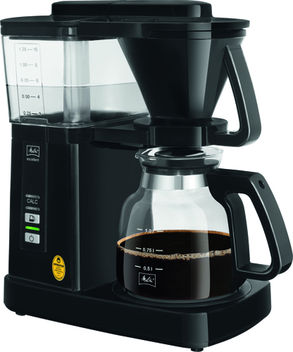 Melitta Excellent 5.0 Black