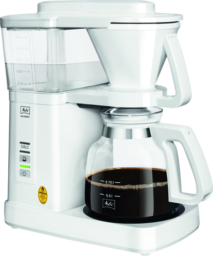 Melitta Excellent 5.0 White