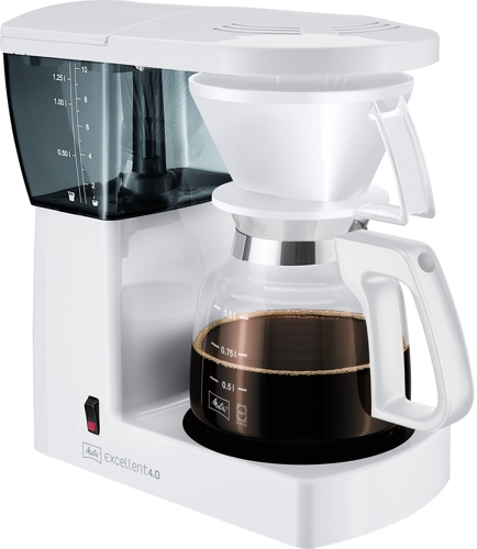 Melitta Excellent 4.0 White