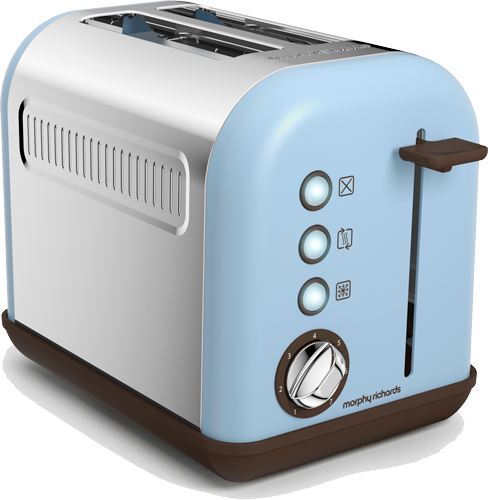 Morphy Richards Accents c 2-slice Blue