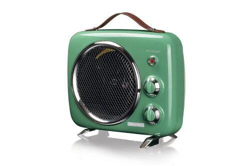 Ariete 808 Vintage Värmefläkt - Grön