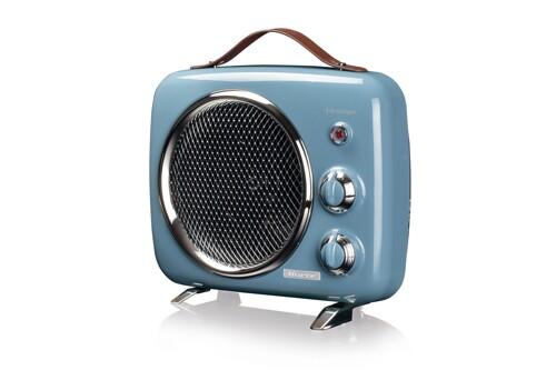 Ariete 808 Vintage Värmefläkt - Blå