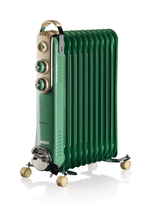 Ariete 839 Radiator Element - Grön