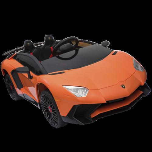 Nordic Play Speed Lamborghini Elbil Aventador 12v - Orange