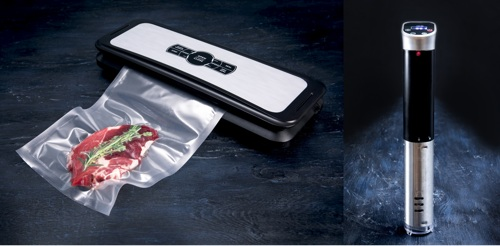 Gastronoma Co-pack Sous Vide Sous Vide - Svart/silver