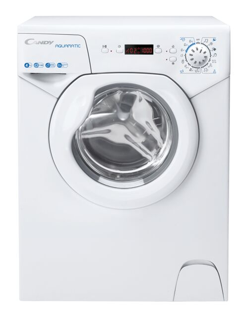 Candy Aqua 1142 De2s Vaskemaskine - Hvid