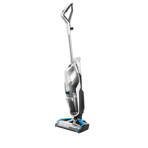 Bissell Crosswave Cordless Advanced Golvtvättare - Silver