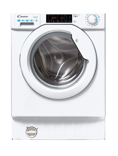 Candy Cbdo485twme1s Kombinerad Tvätt/torkmaskin