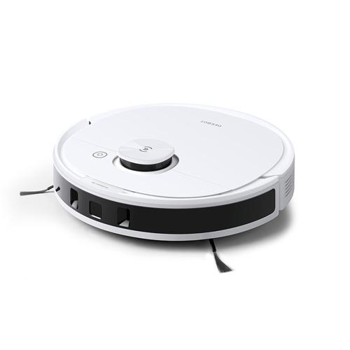 Ecovacs Deebot N8 Pro Robotdammsugare - Vit
