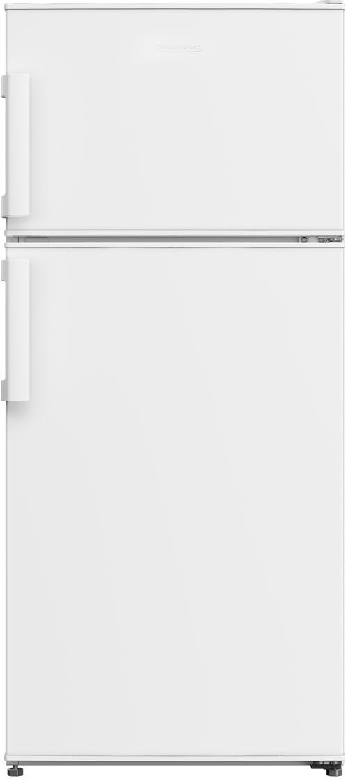 Blomberg Dsm4125 Køle-fryseskab - Hvid