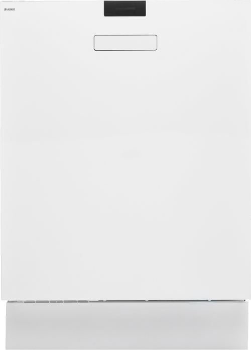 Asko Dwcbi2317.W1 Underbyggd Diskmaskin - Vit
