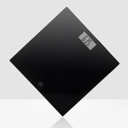 Obh Classic Light Scale Black Badevægt - Sort