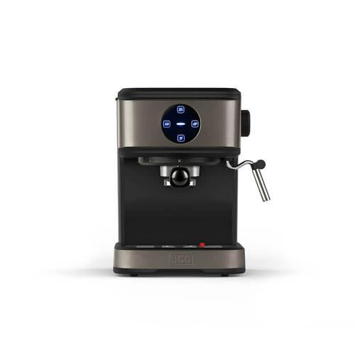 Black+Decker Bxco850e Espressomaskin - Rostfritt Stål