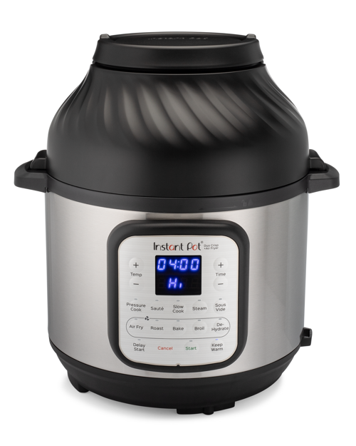 Instant Pot Crips-(11in1)-8,0l Multicookers