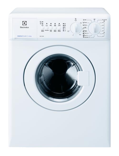 Electrolux Ewc1352 Vaskemaskine - Hvid