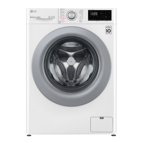 LG F4wp308s1w Vaskemaskine - Hvid