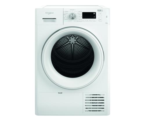 Whirlpool Fftcm118xbee Kondenstørretumbler - Hvid