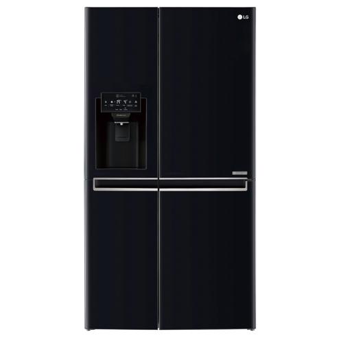 LG GSJ760WBXV Amerikanerkøleskab - Sort
