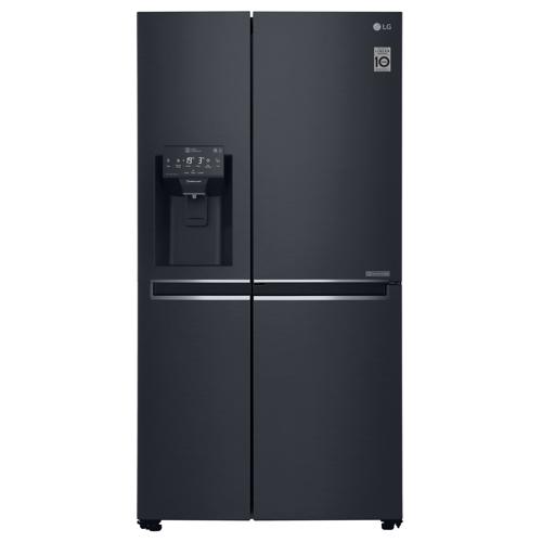 LG Gsj761mcuz Amerikanerkøleskab - Sort
