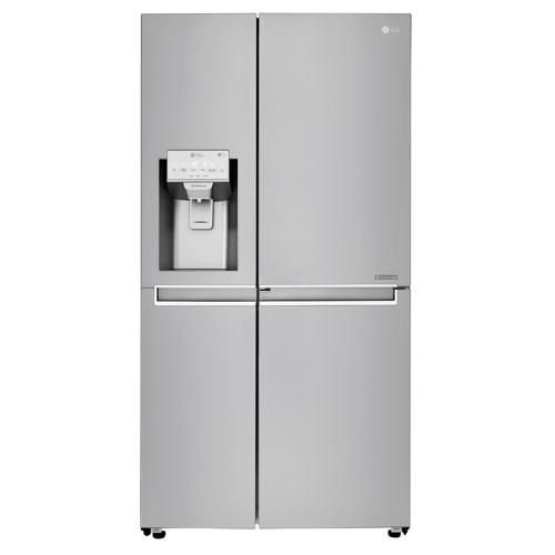 LG GSJ960NSTZ 600 L. A++ Amerikanerkøleskab - Rustfrit Stål