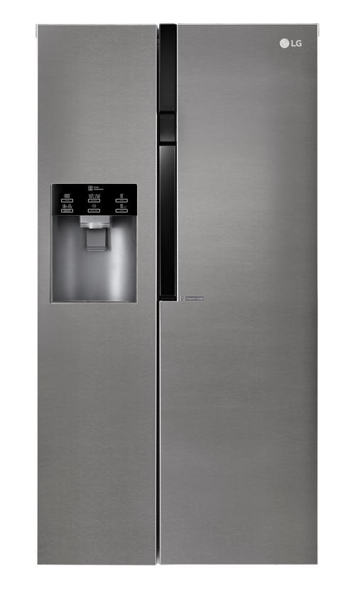 LG GSL360ICEZ Amerikanerkøleskab - Antracit