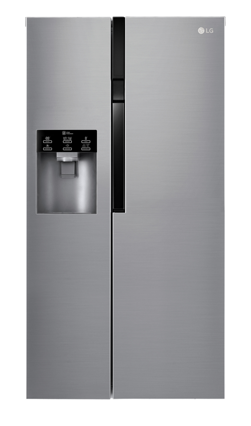 LG Gsl561pzuz Amerikanerkøleskab - Stål