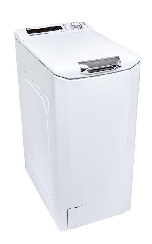 Hoover H3tfsmp48tamce-s Toppmatad Tvättmaskin - Vit