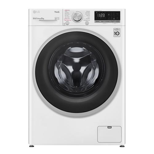Lg K4wv408s1w Tvättmaskin - Vit