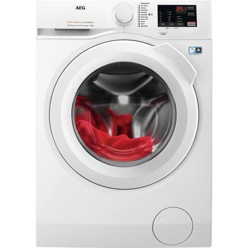 Aeg L6fbm843i Tvättmaskin - Vit