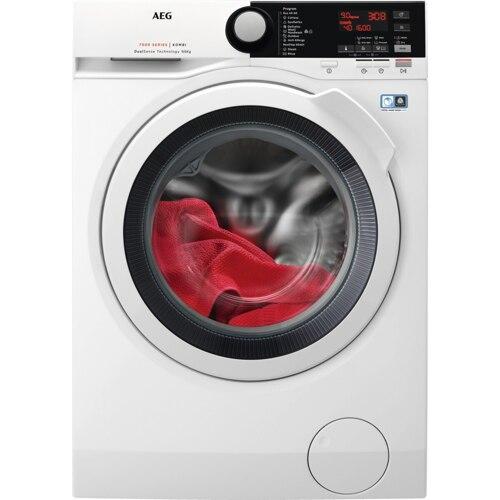 Aeg L7wbl962e Kombinerad Tvätt/torkmaskin - Vit