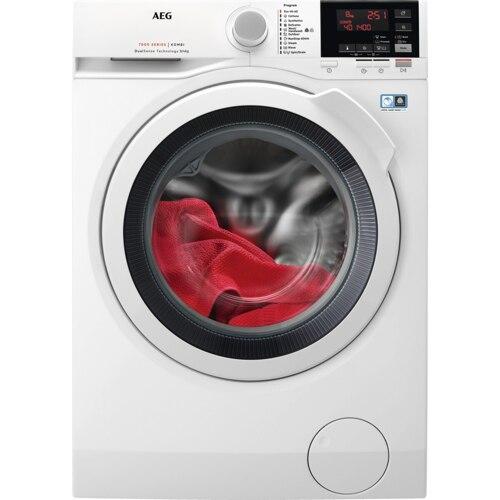 Aeg L7wdb861g Kombinerad Tvätt/torkmaskin - Vit