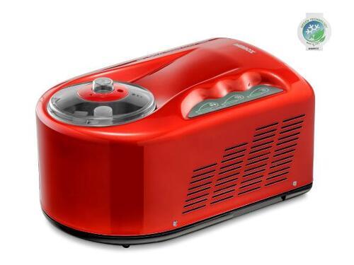 Nemox Pro 1700 Up I-green Red M. Ko Glassmaskin - Röd